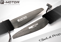 Пропеллеры T-Motor 13 x 4.4 CARBON FIBRE Multirotor Props (Upgraded V2) - Пара